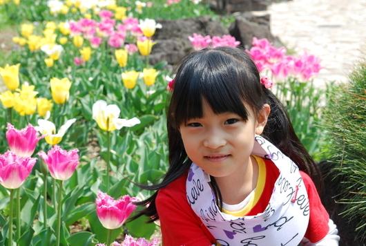 우리가족의 즐거운 봄 나들이