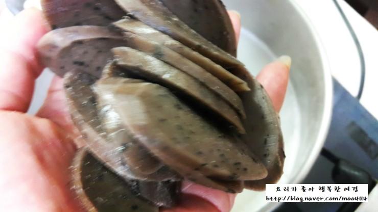 떡국 ,톳떡국 바다내음솔솔