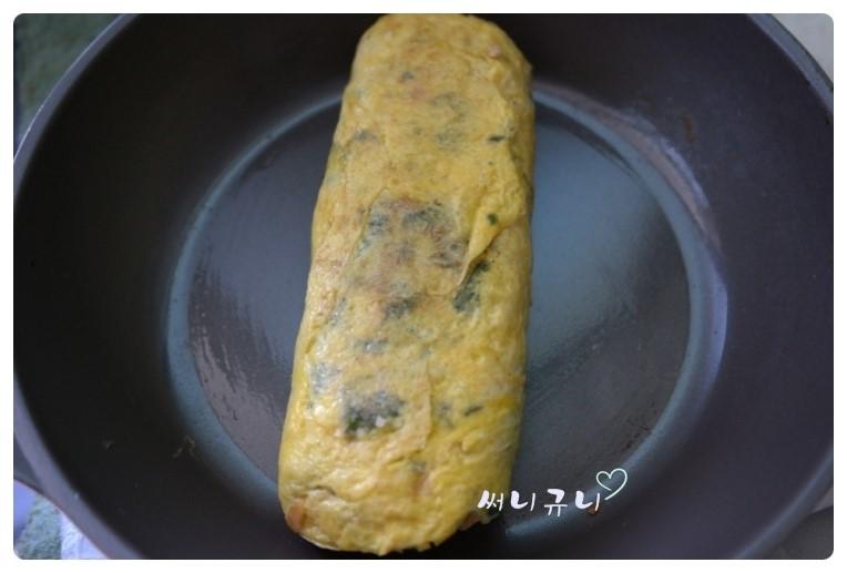 연어 품은 계란말이
