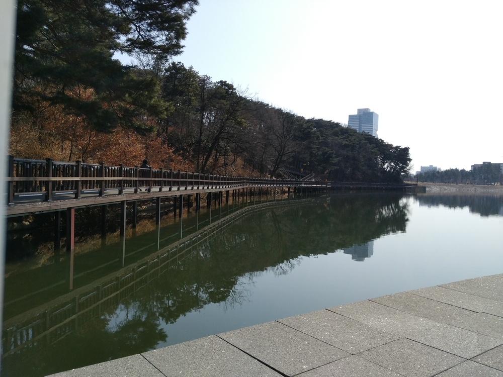 광교호수공원