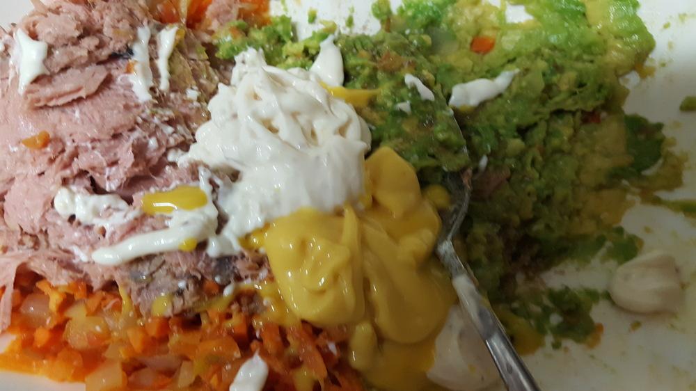 삼각김밥과 오뎅국