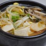 김치콩나물