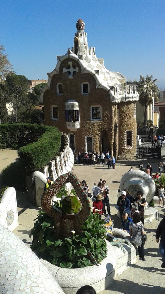 바르세로나 구엘공원