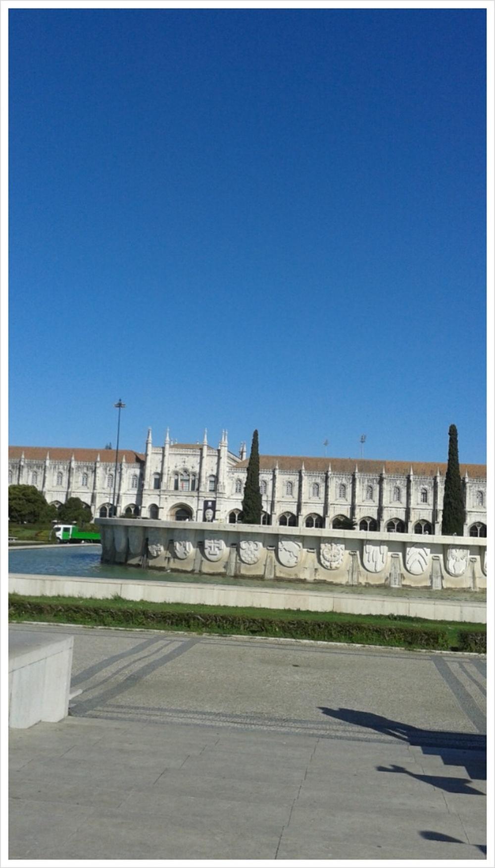 리스본 제로니모스 수도원