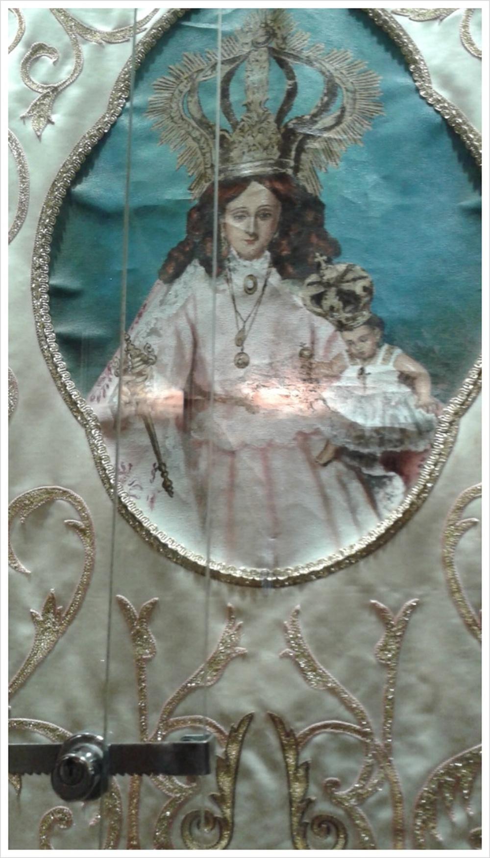 미하스바위성모성당