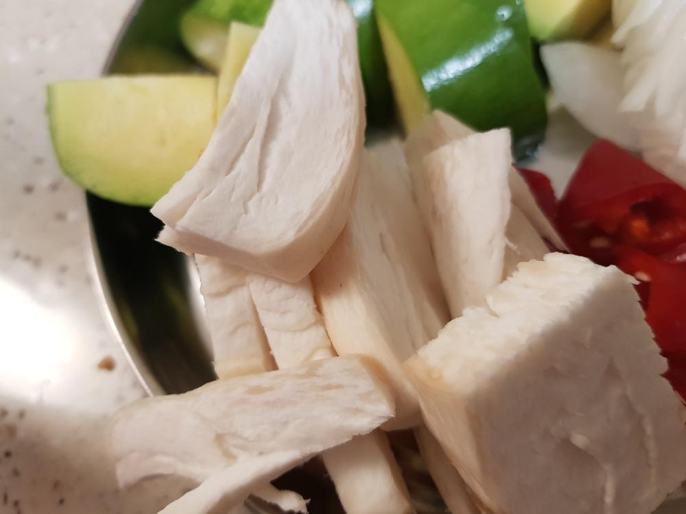 애호박찌개