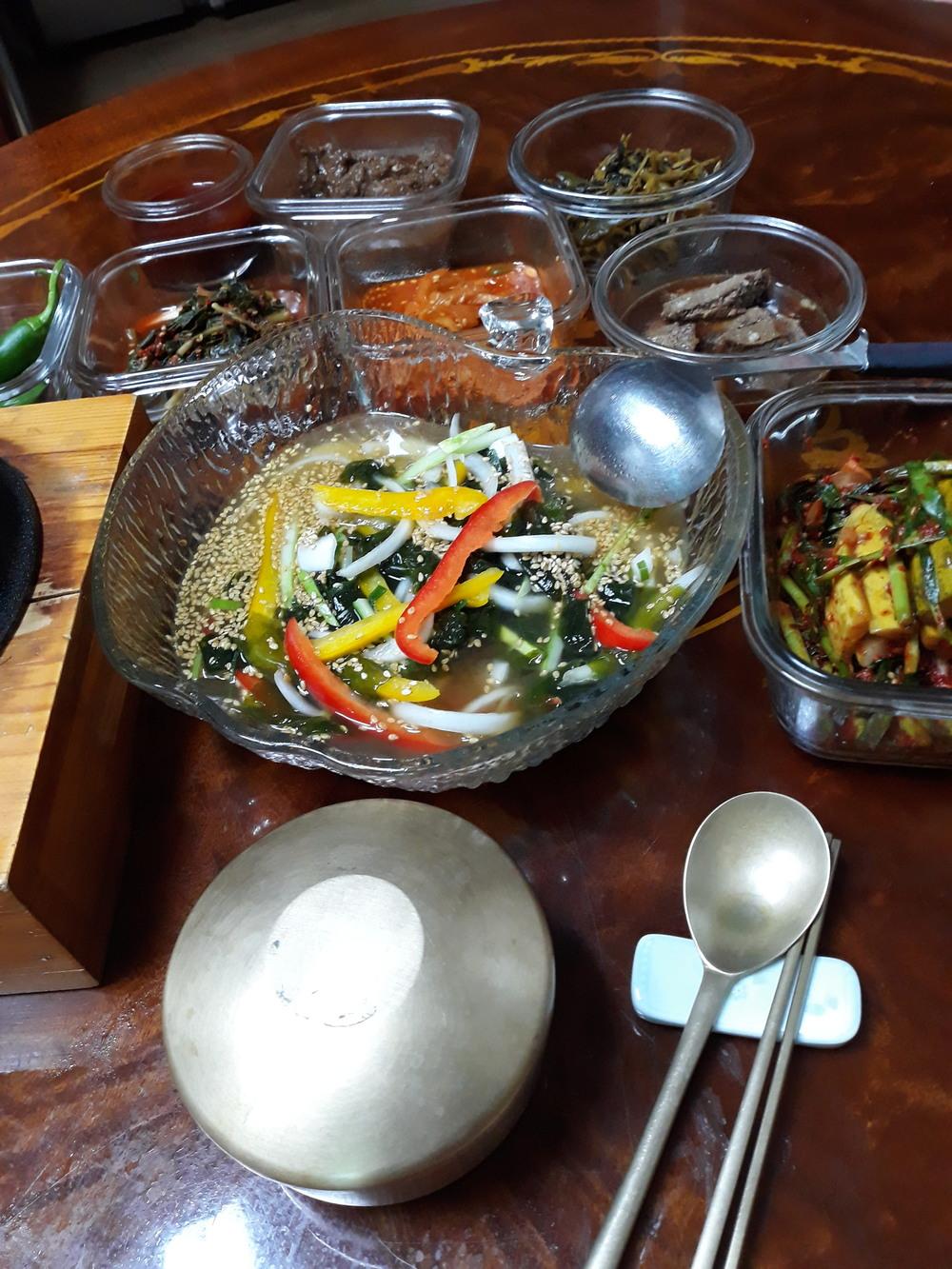 초간단 초소박 여름밥상