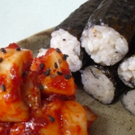 충무김밥 / 김밥