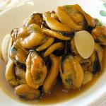 짭조름한 밥반찬~홍합초