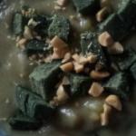 고구마 수프